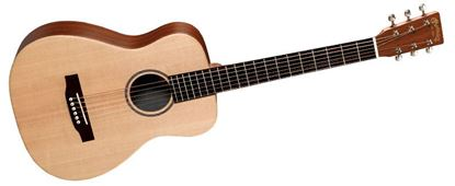 Picture of Martin LX1 Little Martin Acoustic Guitar with Bag