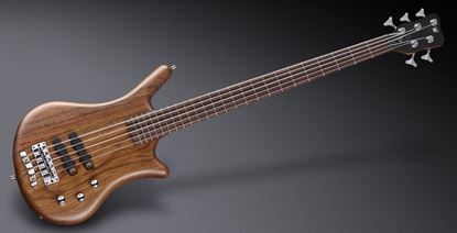 Warwick Thumb Bass Bolt On 5 String Bass Guitar (Natural Satin)