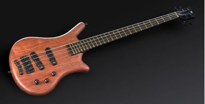 Warwick Thumb Bolt On 4 Bass Guitar Natural Satin