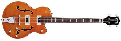 Picture of Gretsch G5440LS Electromatic Long Scale Bass Orange