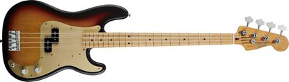 Fender 50s Precision Bass Guitar MN, 2-Colour Sunburst