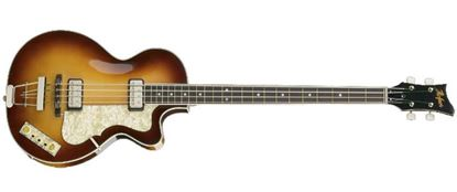 Picture of Hofner 500/2 CT Series Club Bass Sunburst