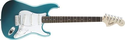 Squier Affinity Stratocaster Electric Guitar Rosewood Neck Lake Placid Blue