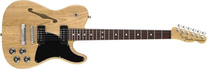 Picture of Fender Jim Adkins JA-90 Telecaster Thinline RW, Natural