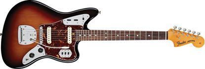 Fender Classic Player Jaguar Special Rosewood Neck 3 Colour Sunburst