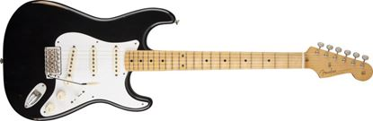 Picture of Fender Road Worn 50's Stratocaster Maple Neck Black