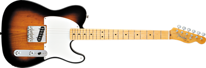 Picture of Fender 50's Classic Esquire Telecaster Maple Neck 2 Colour Sunburst