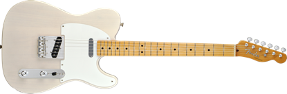 Fender '50s Classic Telecaster Maple Neck White Blonde Ash