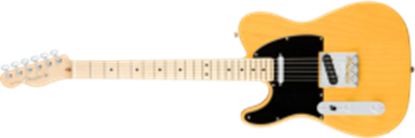 Fender American Professional Telecaster Left-Hand, MN, Butterscotch Blonde