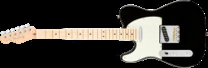 Fender American Professional Telecaster Left-Hand, MN, Black