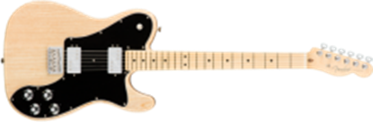 Fender American Professional Telecaster Deluxe Shawbucker, MN, Natural