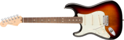 Fender American Professional Stratocaster Left-Hand, RW, 3-Color Sunburst