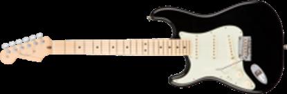Fender American Professional Stratocaster Left-Hand, MN, Black