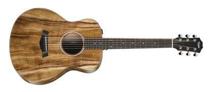 Picture of Taylor GS Mini-e Acoustic Guitar Koa with Pickup