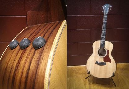 Picture of Taylor GS Mini-e Acoustic Guitar Rosewood with Pickup