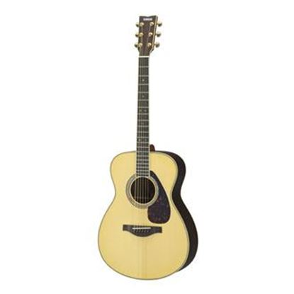 Yamaha LS16 ARE Acoustic Guitar Spruce Top - Natural