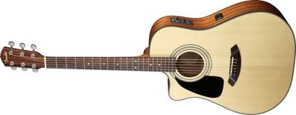 FENDER CD-100CE Left Handed Acoustic Guitar - Natural