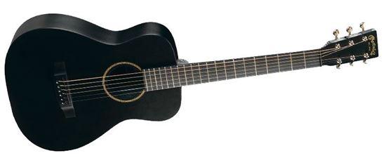 Martin LXBLACK Little Martin Acoustic Guitar Black