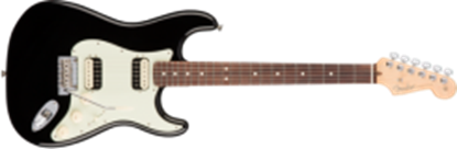 Fender American Professional Stratocaster HH Shawbucker, RW, Black