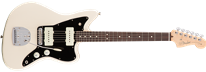 Picture of Fender American Professional Jazzmaster RW, Olympic White