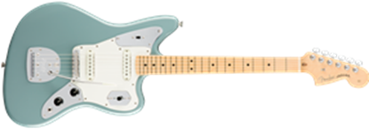 Picture of Fender American Professional Jaguar MN, Sonic Gray