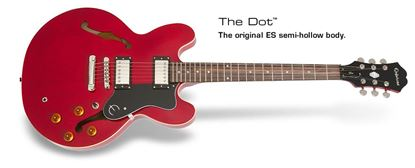 Epiphone Dot Electric Guitar (Cherry)