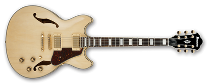 Picture of Ibanez AS73G Natural Artcore Series Semi-Hollow Body Guitar