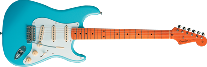 Fender Classic Series '50s Stratocaster Fiesta Daphne Blue
