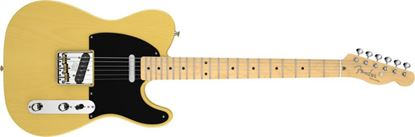 Fender American Vintage '52 Telecaster Maple Neck Butterscotch Blonde