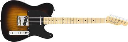 Fender Classic Player Baja Telecaster MN, 2-Colour Sunburst with Bag