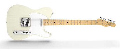 Fender American Vintage '58 Telecaster Maple Neck Aged White Blonde