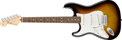 Fender Standard Stratocaster Left Handed RW, Brown Sunburst