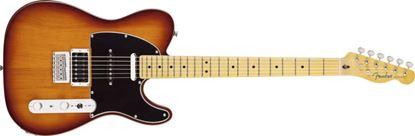 Fender Modern Player Telecaster Plus Maple Neck Honey Burst