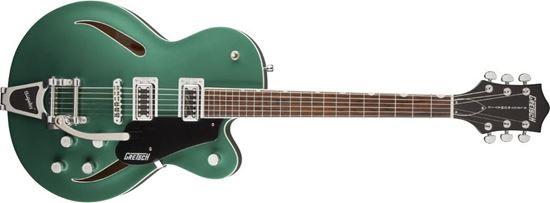 Gretsch G5620T-CB Electromatic Centre Block Hollow Thinline Body Electric Guitar Georgia Green