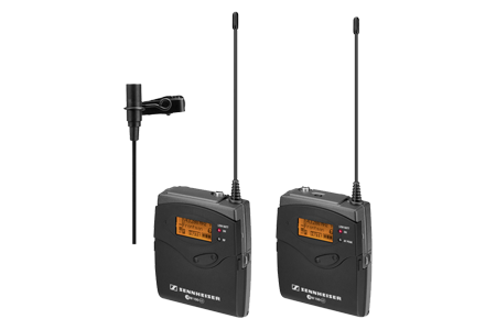 Lapel/Headset Wireless Microphones