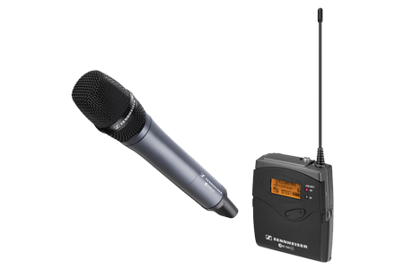 Handheld Wireless Microphones