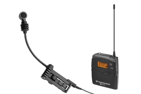 Instrument Wireless Microphones