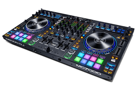 DJ/Performance Controllers