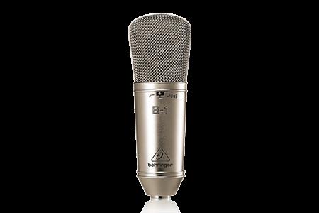 Large Diaphragm Condenser Microphones