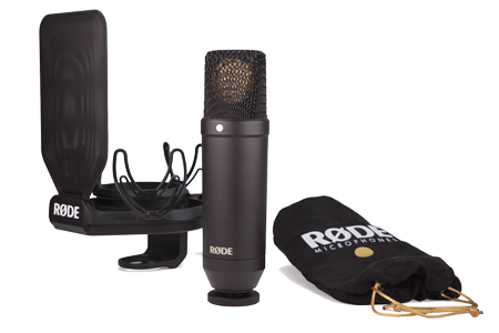 Studio Microphone Packs