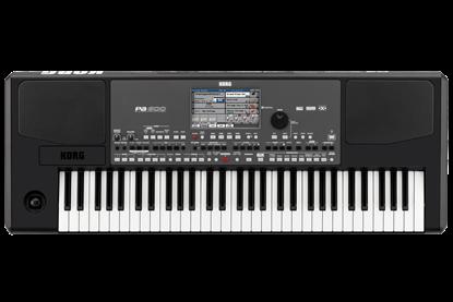 Korg PA600QT Professional Arranger Keyboard (Quarter Tone Edition)