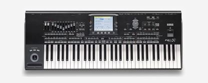 Picture of Korg PA3X-61 61-Key Professional Arranger Keyboard