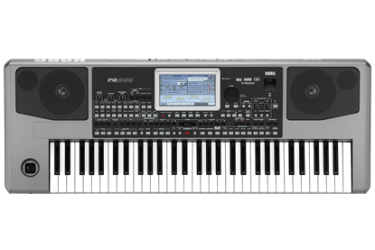 Picture of Korg PA900 Professional Arranger Keyboard