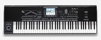 Picture of Korg PA3X-76 76-Key Professional Arranger Keyboard