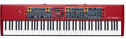 Nord Stage 2 EX88 Keyboard (88-Key Hammer Action)