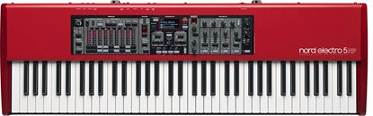 Picture of Nord Electro 5HP Keyboard (73-Key Hammer Action)