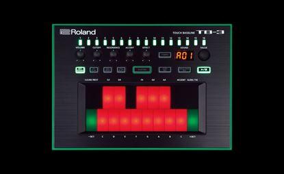 Roland AIRA TB-3 Touch Bassline Bass Synthesizer (TB3)