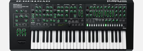 Roland SYSTEM-8 PLUG-OUT Synthesizer (SYSTEM8)