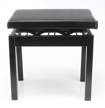 Casio PBBK Piano Stool (Black)