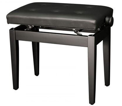 Ashton APB200 Adjustable Piano Bench (Slim Padded)